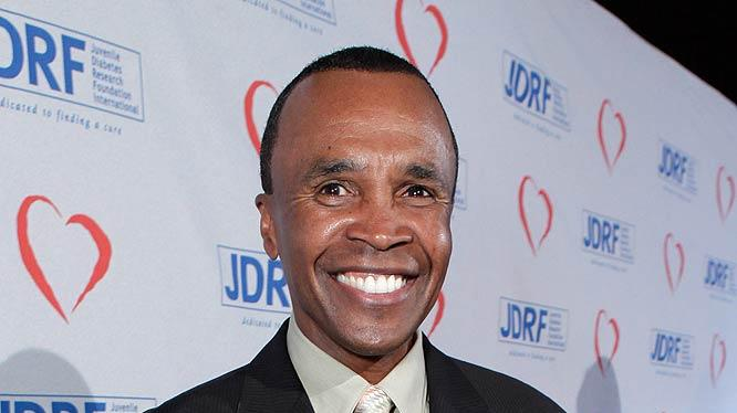 Sugar Ray Leonard Diabetes Bnft