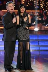 Tom Bergeron and Brooke Burke Charvet on 'Dancing with the Stars,' Oct. 31, 2011 -- ABC
