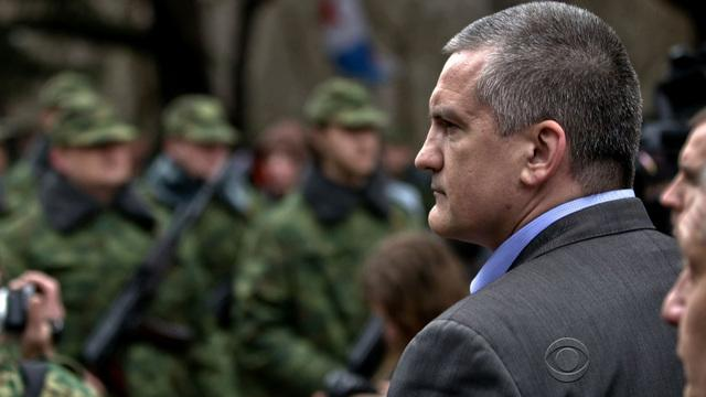 Crimea's new leader rose to power with help of Russia