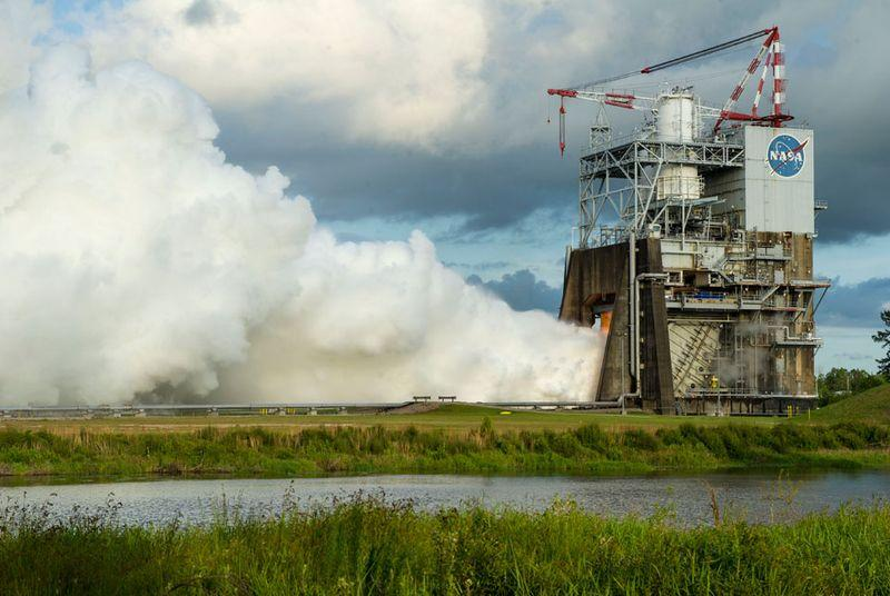 Watch NASA test the rocket engine that might one day take us to Mars