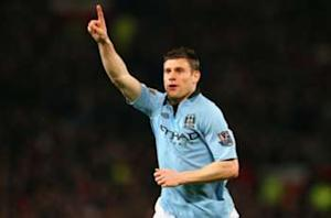 Milner: Manchester City must be more clinical away from home