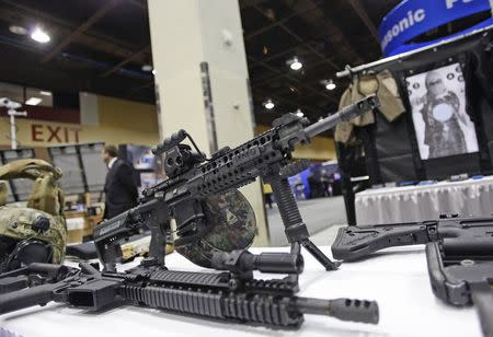 Wal-Mart to stop selling AR-15, other semi-automatic rifles