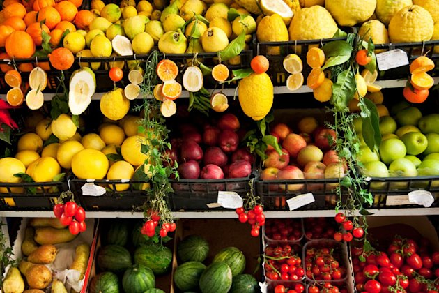 Fruit stall. Photo: iStockphoto/Thinkstock