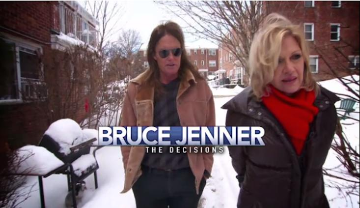 Bruce Jenner's Latest Diane Sawyer Interview Promo: It's About The Family