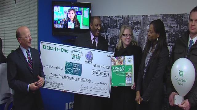 Detroit Parent Network named Champion in Action