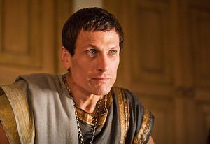 Simon Merrells  | Photo Credits: Starz