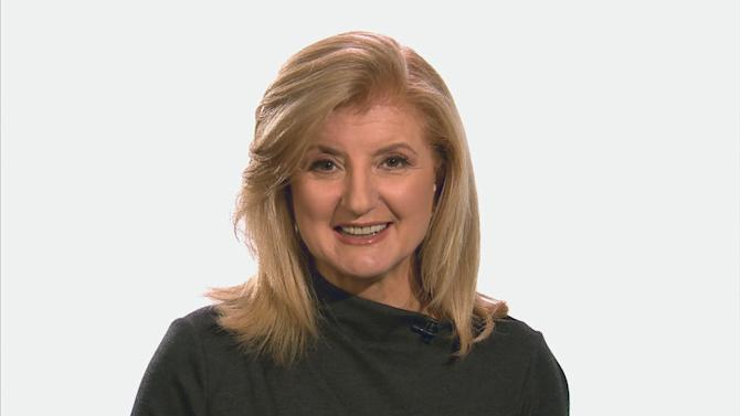 Arianna Huffington, President & Editor-in-Chief, Huffington Post Media Group