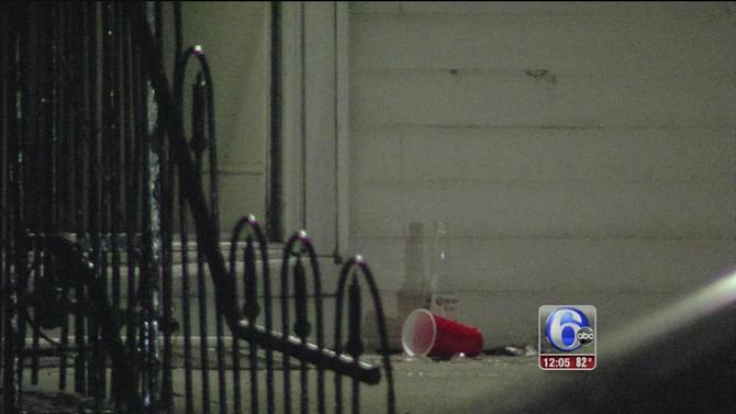 Police: 2 stabbed during Northeast Philadelphia house party