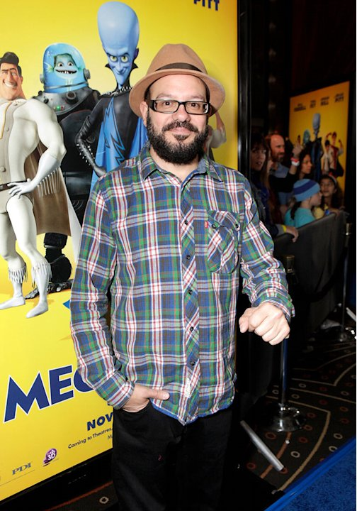 "David Cross at the ""Megamind"" Los Angeles Premiere at Mann Chinese 6 on October 30, 2010 in Los Angeles, California."