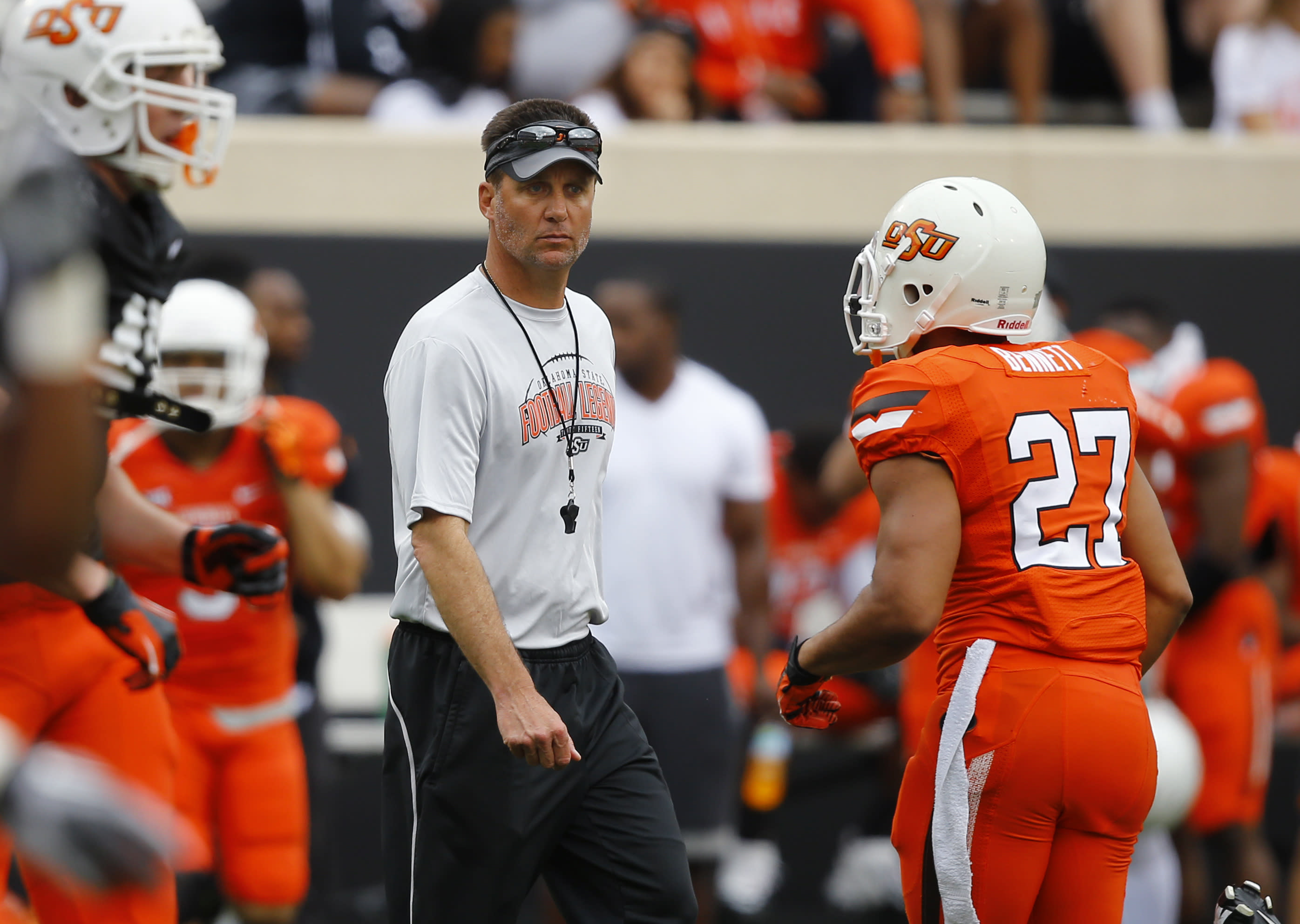 NCAA puts Oklahoma St on probation for infractions