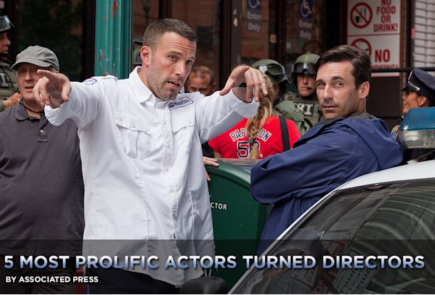 5 Most Prolific Actors turned Directors gallery 2010 Ben Affleck
