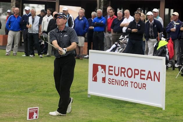 European Senior Tour - Qualifying School Finals: Day Three