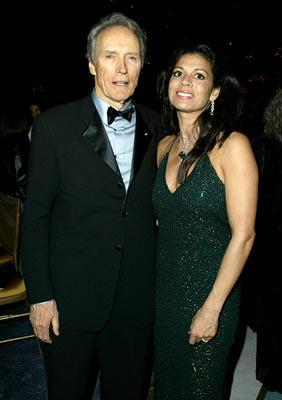 Clint Eastwood and Dina Eastwood Governor's Ball 76th Academy Awards - 2/29/2004