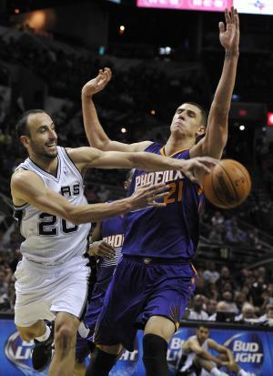 Green helps Suns beat Spurs