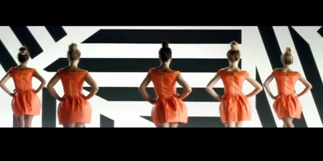 Girls ALoud teaser