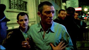 Albert Dupontel and Vincent Cassel in Lions Gate's Irreversible