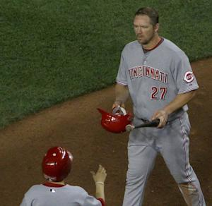 Dodgers' Interest in Scott Rolen Goes Beyond Third Base