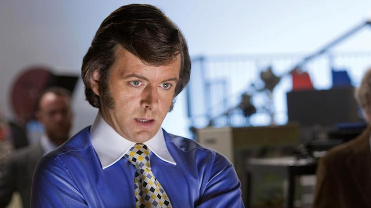 Michael Sheen Frost/Nixon Production Stills Universal 2008