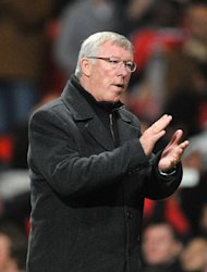 Sir Alex Ferguson believes his current strikeforce is amongst the best he has ever had