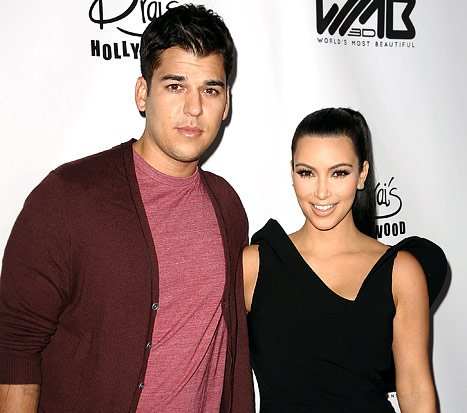 Rob Kardashian Calls Sister Kim Kardashian&#39;s Pregnancy a &quot;Beautiful Blessing&quot;