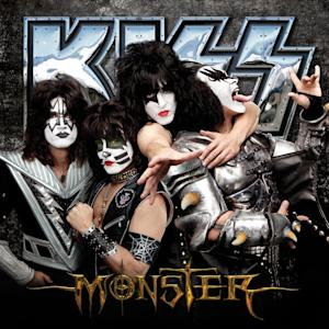 """This CD cover released by UMe shows the latest release by KISS, """"Monster."""" (AP Photo/UMe)"""