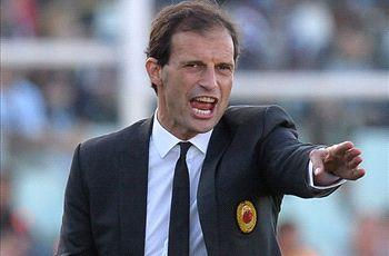 Allegri to learn Milan fate on Wednesday
