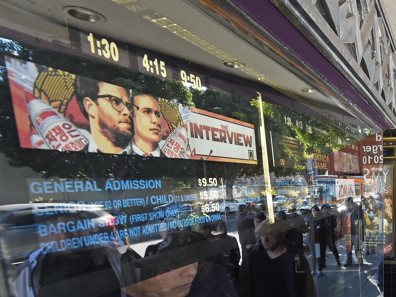 "​How will the flap over ""The Interview"" play out?"