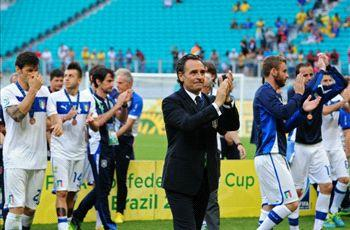 Prandelli: Verratti, Insigne and Florenzi are Italy's future