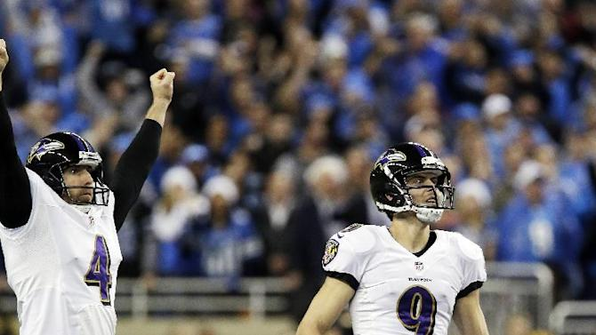5 things to know after Ravens beat Lions 18-16