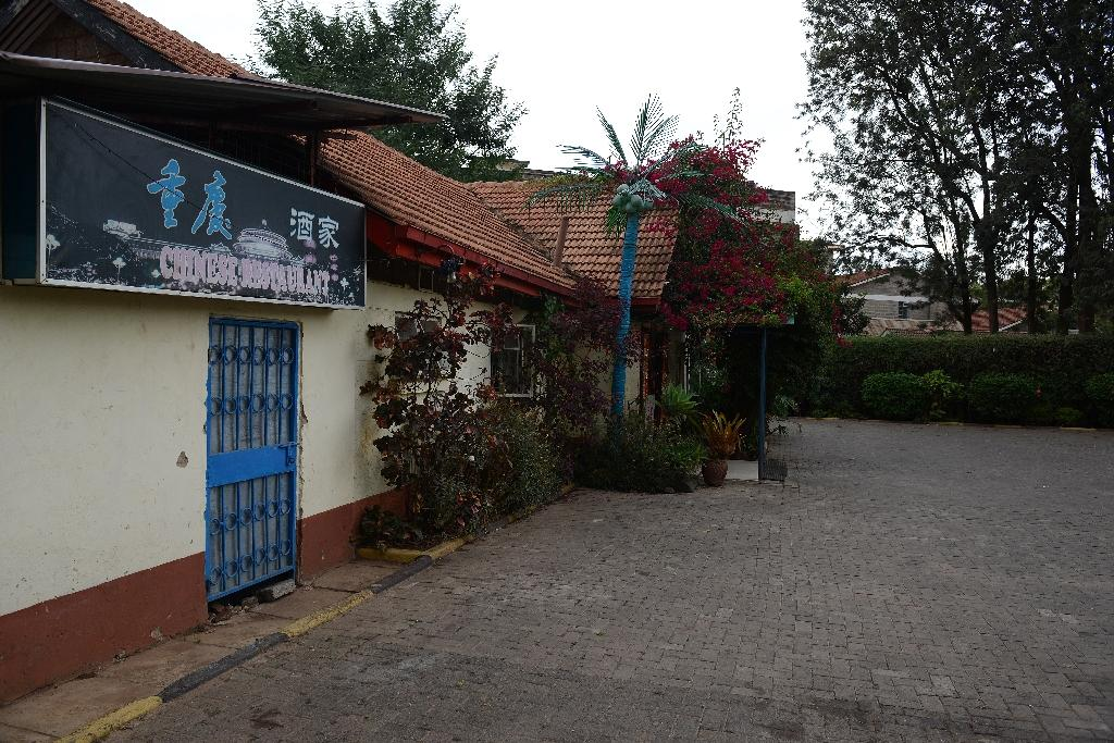 'No blacks' Chinese restaurant shut down in Kenya