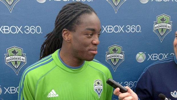 The cavalry arrives: Seattle Sounders veterans Shalrie Joseph, Brad Evans back in training