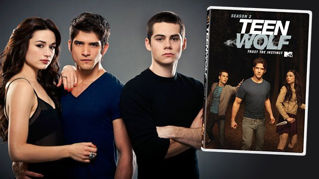 "The cast of ""Teen Wolf"" Season 2."
