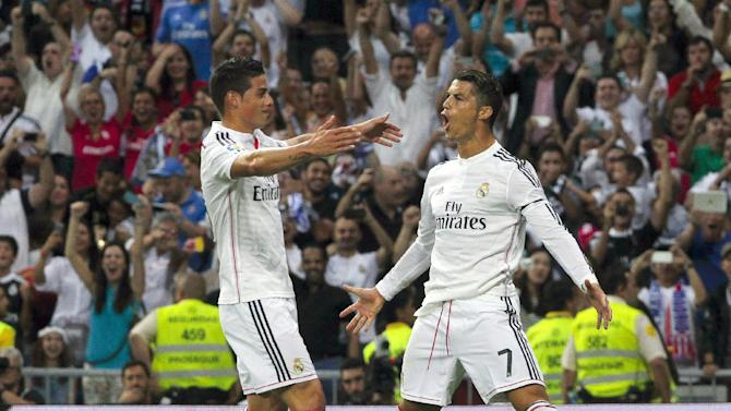 Madrid, Liverpool eager for Champions League start
