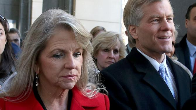 The Lavish Life and Broken Marriage That Put Bob McDonnell and His Wife In Court