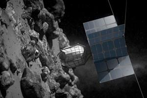 Asteroid Miners Ponder Potential Clients for Space Rock Samples