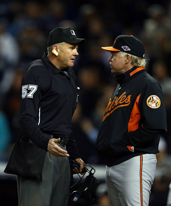 Division Series - Baltimore Orioles v New York Yankees - Game Five