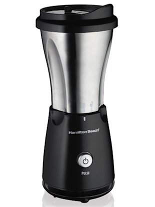 Hamilton Beach Stainless Steel Single-Serve Blender