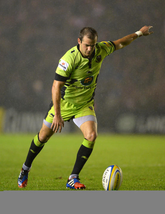 Rugby Union - Aviva Premiership - Harlequins v Northampton Saints - Twickenham Stoop
