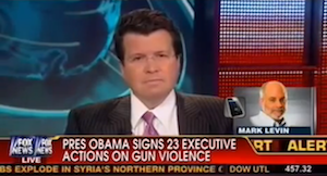 Conservative Radio Host on Fox: Obama's Gun-Control Plan 'Un-American,' 'Fascistic' (Video)