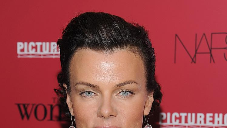 The Women NY Premiere 2008 Debi Mazar