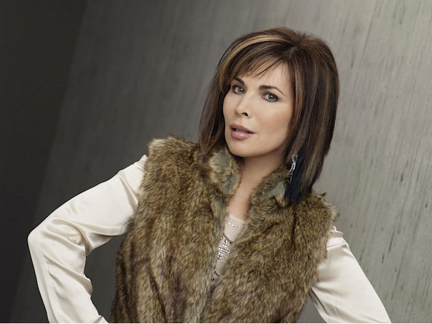 "Lauren Koslow stars as Kate Roberts on ""Days of Our Lives."""