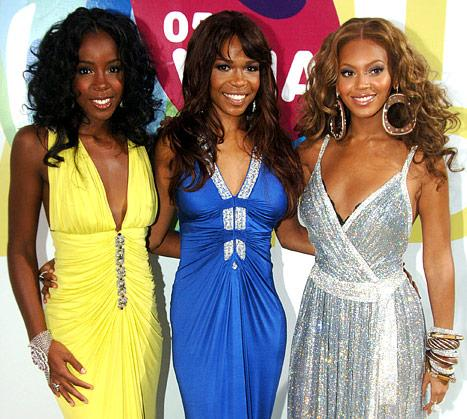 Beyonce Announces New Destiny's Child Song!