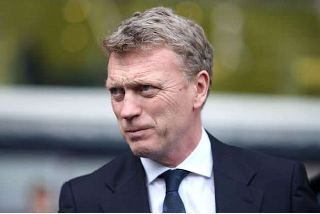 Soccer - David Moyes Filer