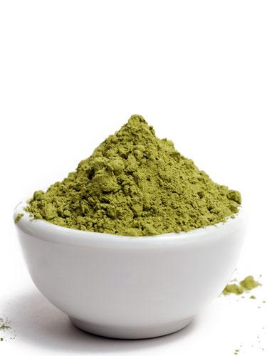 Hemp Powder for Dry Scalp