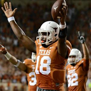 Big 12 Big Plays: Last Second Victory For Texas
