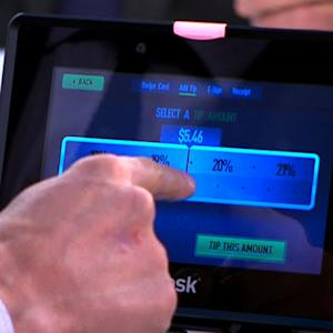 New technology could change ordering at restaurants