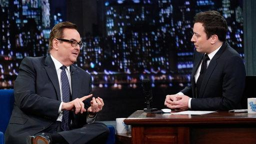 Jimmy and Higgins Reflect On Late Night
