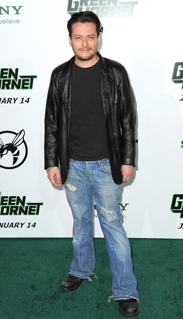 The Green Hornet LA Premiere 2011 Edward Furlong