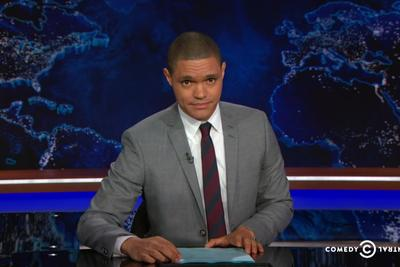 The Daily Show's Trevor Noah shuts down Ben Carson's mass shooting fantasy
