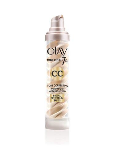 Olay Total Effects CC Tone Correcting Line